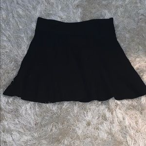 Aritzia Black Casual Skirt